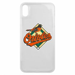 Чохол для iPhone Xs Max Baltimore Orioles
