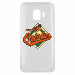 Чохол для Samsung J2 Core Baltimore Orioles