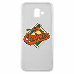Чохол для Samsung J6 Plus 2018 Baltimore Orioles