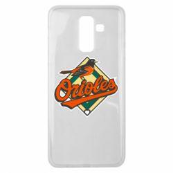 Чохол для Samsung J8 2018 Baltimore Orioles