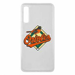 Чохол для Samsung A7 2018 Baltimore Orioles
