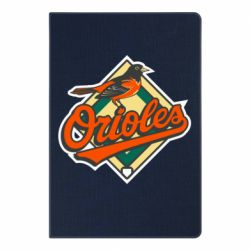 Блокнот А5 Baltimore Orioles