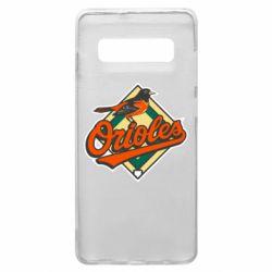Чохол для Samsung S10+ Baltimore Orioles