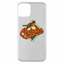 Чохол для iPhone 11 Baltimore Orioles