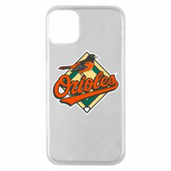 Чохол для iPhone 11 Pro Baltimore Orioles