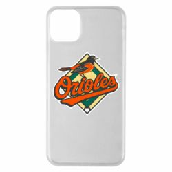 Чохол для iPhone 11 Pro Max Baltimore Orioles