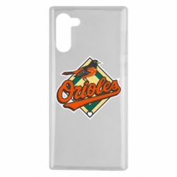 Чохол для Samsung Note 10 Baltimore Orioles