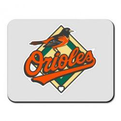 Коврик для мыши Baltimore Orioles - FatLine