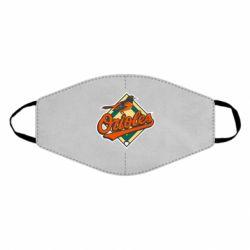 Маска для обличчя Baltimore Orioles
