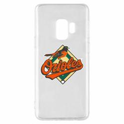 Чохол для Samsung S9 Baltimore Orioles