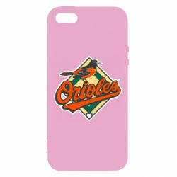 Чохол для iphone 5/5S/SE Baltimore Orioles