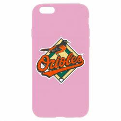 Чохол для iPhone 6/6S Baltimore Orioles