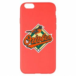 Чохол для iPhone 6 Plus/6S Plus Baltimore Orioles