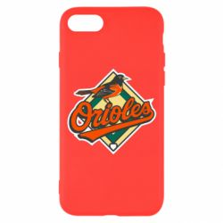 Чохол для iPhone 7 Baltimore Orioles
