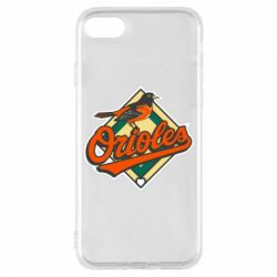 Чохол для iPhone 8 Baltimore Orioles