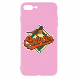 Чохол для iPhone 8 Plus Baltimore Orioles
