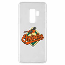 Чохол для Samsung S9+ Baltimore Orioles