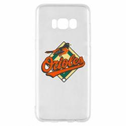 Чохол для Samsung S8 Baltimore Orioles
