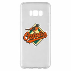 Чохол для Samsung S8+ Baltimore Orioles