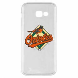 Чохол для Samsung A5 2017 Baltimore Orioles