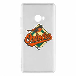 Чохол для Xiaomi Mi Note 2 Baltimore Orioles