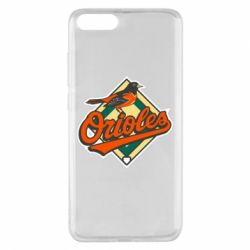 Чохол для Xiaomi Mi Note 3 Baltimore Orioles