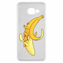 Чохол для Samsung A3 2016 Banana in a Banana