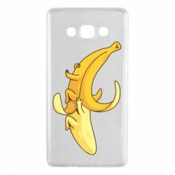 Чохол для Samsung A7 2015 Banana in a Banana