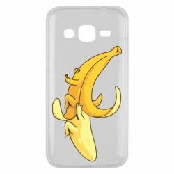 Чохол для Samsung J2 2015 Banana in a Banana