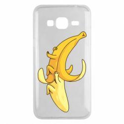 Чохол для Samsung J3 2016 Banana in a Banana