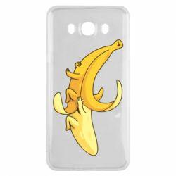 Чохол для Samsung J7 2016 Banana in a Banana