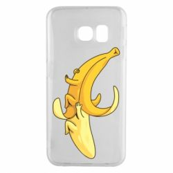 Чохол для Samsung S6 EDGE Banana in a Banana