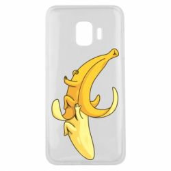 Чохол для Samsung J2 Core Banana in a Banana