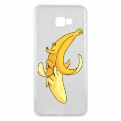 Чохол для Samsung J4 Plus 2018 Banana in a Banana
