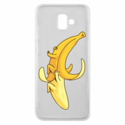 Чохол для Samsung J6 Plus 2018 Banana in a Banana
