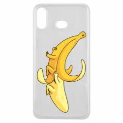 Чохол для Samsung A6s Banana in a Banana