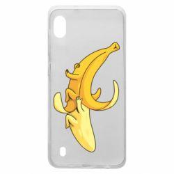 Чохол для Samsung A10 Banana in a Banana