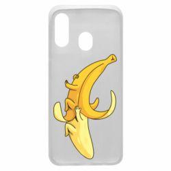 Чохол для Samsung A40 Banana in a Banana