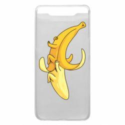 Чохол для Samsung A80 Banana in a Banana