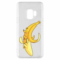 Чохол для Samsung S9 Banana in a Banana