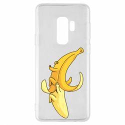 Чохол для Samsung S9+ Banana in a Banana
