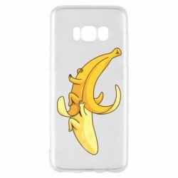 Чохол для Samsung S8 Banana in a Banana