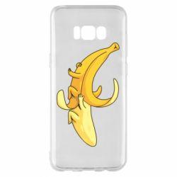 Чохол для Samsung S8+ Banana in a Banana