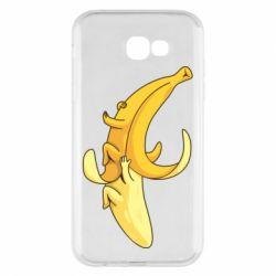 Чохол для Samsung A7 2017 Banana in a Banana