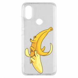 Чохол для Xiaomi Mi A2 Banana in a Banana