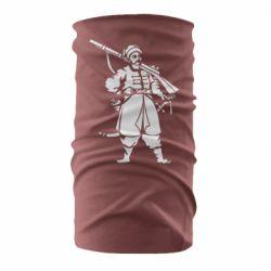Бандана-труба Cossack with a gun
