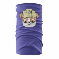 Бандана-труба Dog in helmet