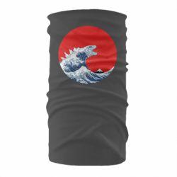 Бандана-труба Godzilla Wave