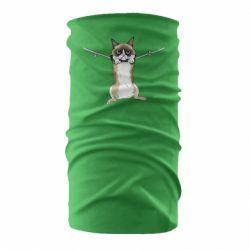 Бандана-труба Grumpy Cat On The Rope