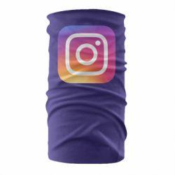 Бандана-труба Instagram Logo Gradient